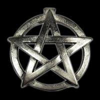 Пентаграмма. Символ школы пифагорейцев.