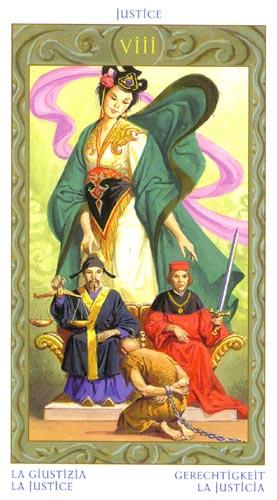 Таро Путешествие на Восток - Тридевятое Царство